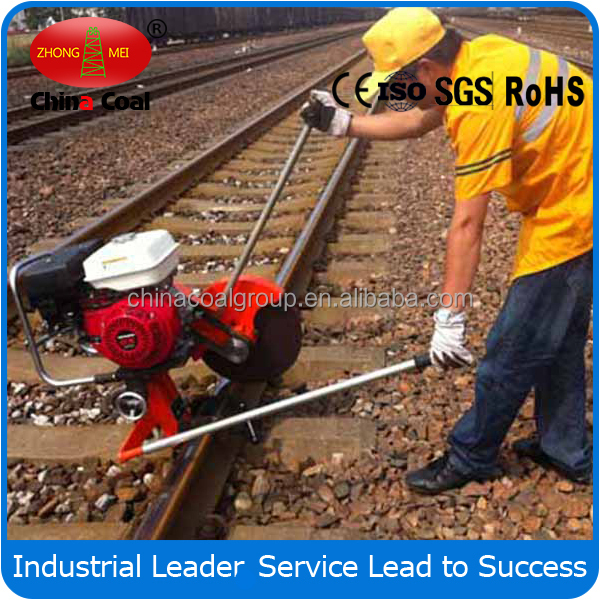 Electric Railway Steel Rail Track Sawing Cutting Machine For Sale