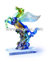 Flying Horse Best Feng Shui Craft Raise Luck Luxury Corporate Gift