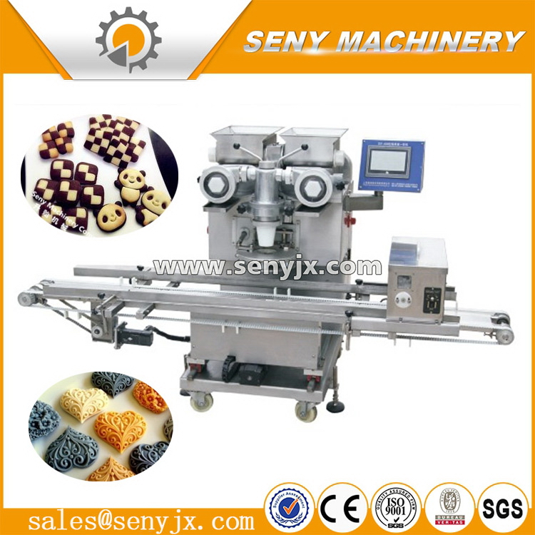 High effective new products rheon empanadas encrusting machine