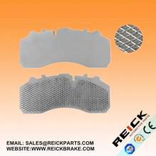 TRUCK BRAKE PAD 29087 DISC BRAKE PAD STEEL BACKING PLATE WITH NET