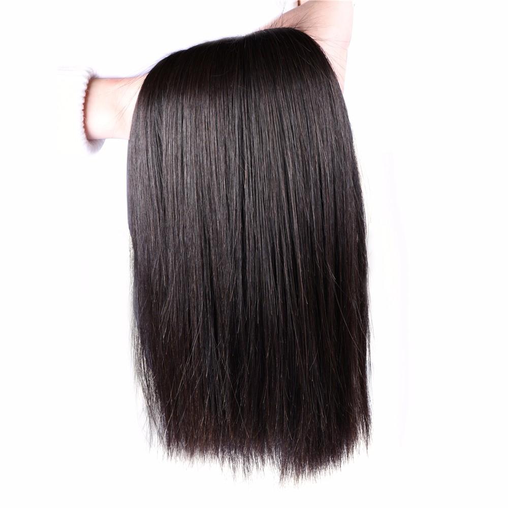 Alibaba amostra grátis por atacado weave do cabelo humano, feixes de cabelo brasileiros