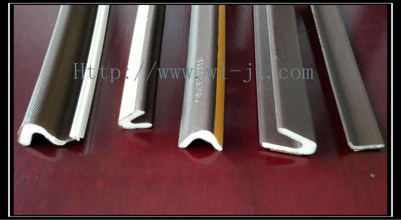 Customized plastic weather strip RS08