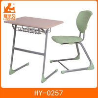 New design new arrival korea style school furniture competitive price