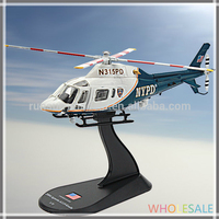 1:72 scale United States Agusta A119 Koala - 2000 die cast toy helicopter model