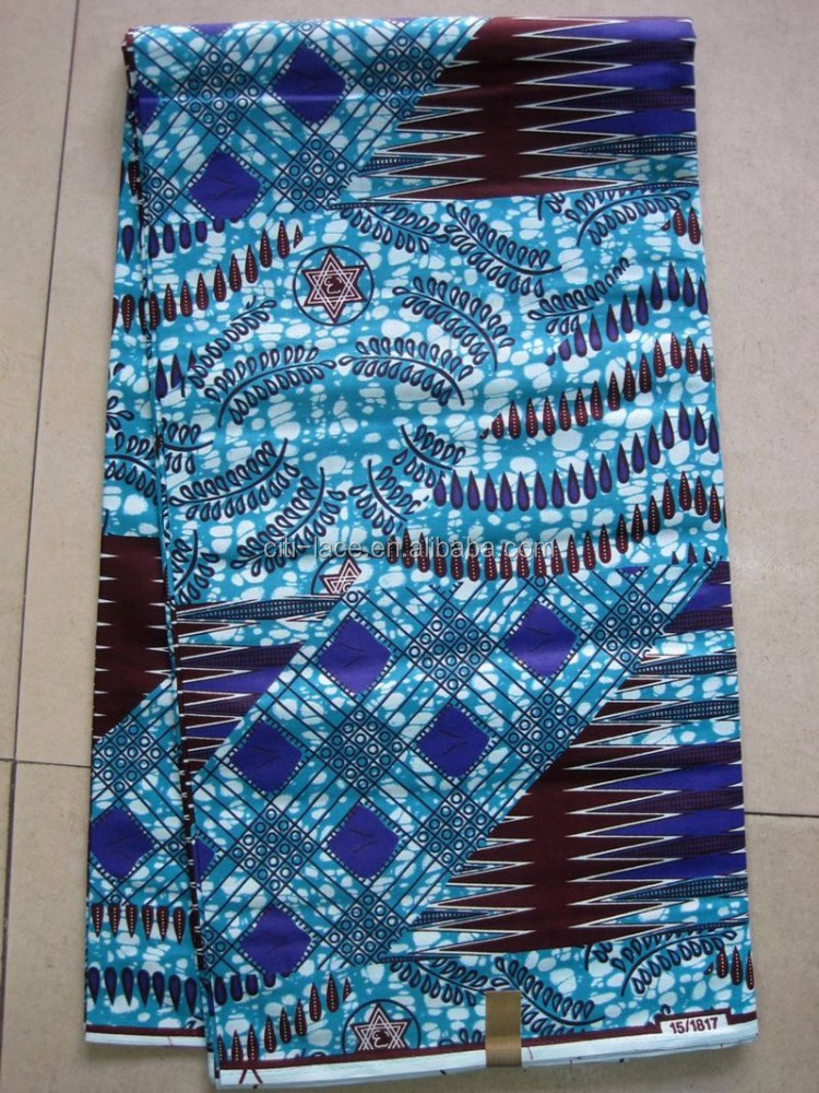 H535 wholesale hollandai super wax visco print fabric african materia hollandais 100% cotton veritable hitarget wax fabric