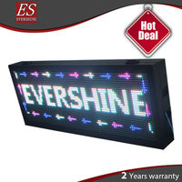Evershine GPRS Wireless Outdoor/ Indoor P10 Full Color Video LED Media Advertising Display Screen