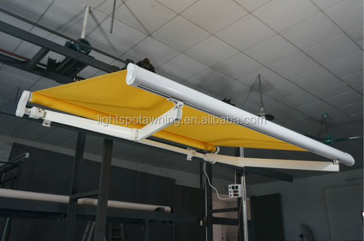 High quality Deluxe Retractable Awning for sale