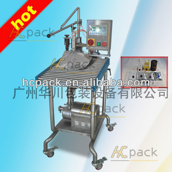 Bag In Box Syrup filling machine
