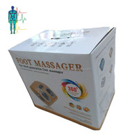 Hot Selling Blood Circulation Foot Massage Devices Electric Foot Massager Machine
