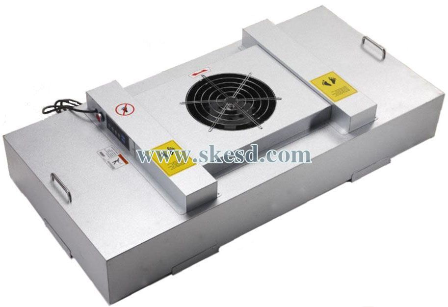 Cleanroom Fan filter unit FFU with high efficiency 99.99% hepa filter