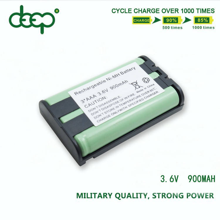 Wholesale rechargeable 2/3AAA 300mAh 3.6V Ni-MH battery for solar dynamo AM/FM/NOAA radio with torch