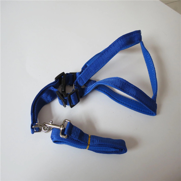 Lift No Pull Leash Dog Nylon Harness