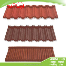 Durable Quality Roofing Tile Material Corrugated galvanized painted steel roofing sheet