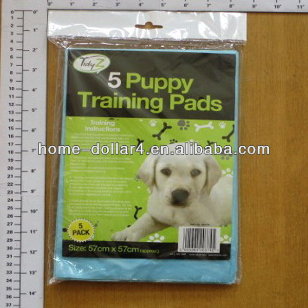 5 pcak 56X57cm Super absorbent washable puppy pads/dog training pad/puppy training pads
