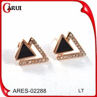Fashion jewelry latest model fashion earrings charming earrings for female pearl earring