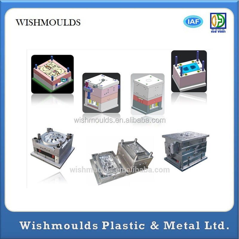 China injection Molds plastic Custom Solution Mold maker Molding in Moulds