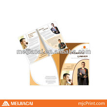 OEM custom design book print on demand booklet printing service