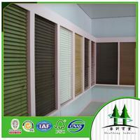 50mm china paulownia wood blinds/home decor wood blinds