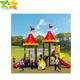 Attractive new design daycare used kids outdoor toys
