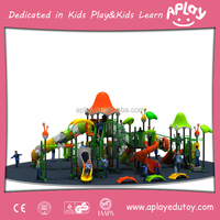 Money save outdoor playground equipment funny learning playground games for kids