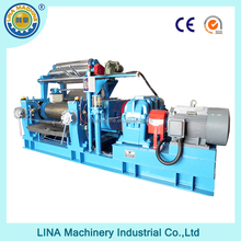new product two roll mill anti-wear rubber plastic mahcine