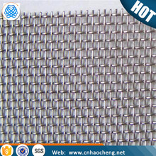 FeCrAl fireproof screen /fireplace screen wire mesh/fabric metal mesh