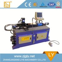 SG60CNC Single head reducer automatic metal pipe end forming machine