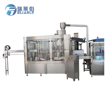 New Design Liquid Mineral Water Auto Rotary Filling Machine In China For Beverage Plant