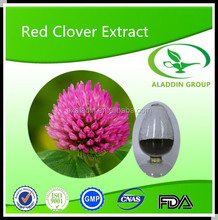 Pure Red Clover Extract / Trifolium Pratense L. / 8%,10%,20%,40%,60% ISO Flavones
