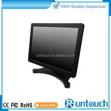 "Runtouch RT-1500 Point of Sale Leading Manufacturer 15"" restaurant touch screen computer monitor"