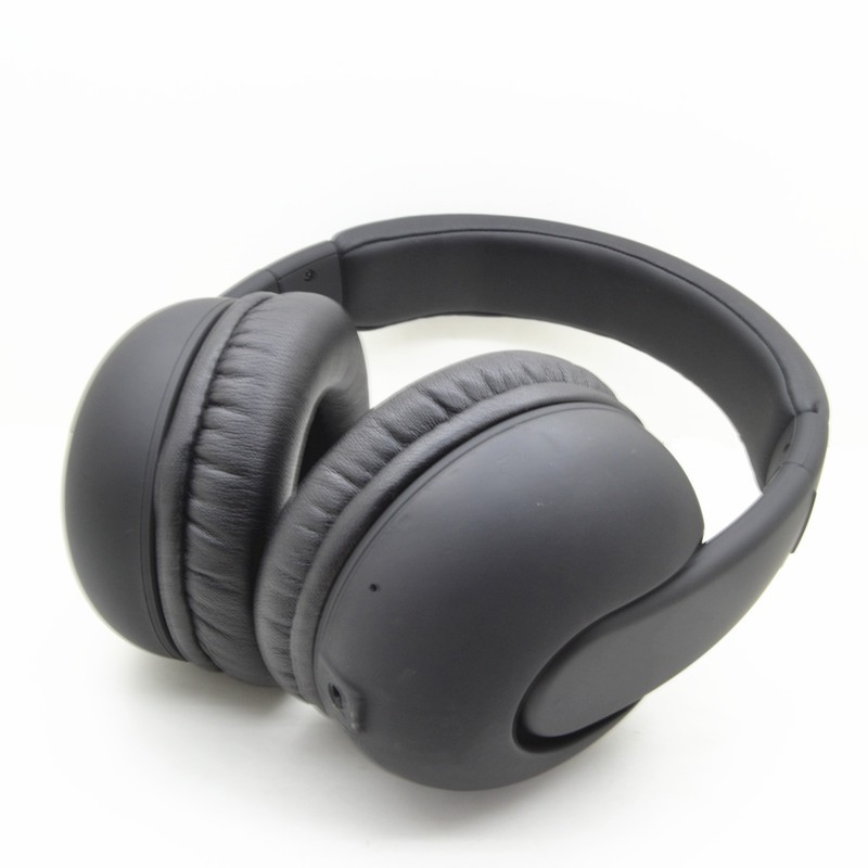 New design private model noise cancelling rubber finish popular bluetooth headphone