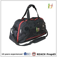 Newest Outdoor Gym Sport Bag With Shoe Compartment