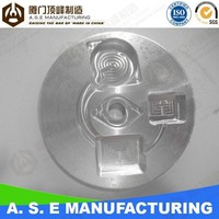 Custom Machining Spare Parts for Compressors cnc machining part metal parts