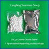 Free Sample Laundry Chemicals Chlorine Dioxide Used in Hotels from China Suppier