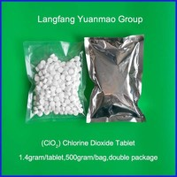 Free Sample Laundry Chemicals Chlorine Dioxide