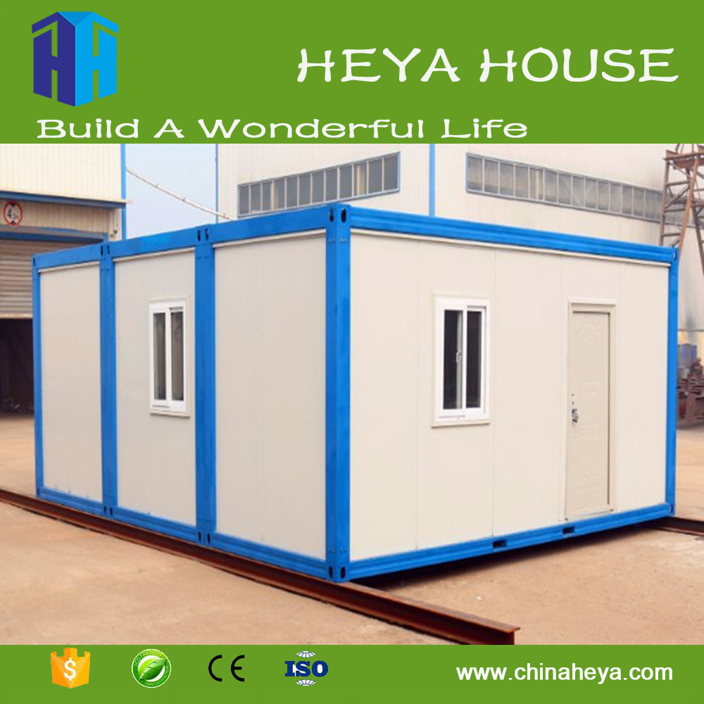 Multi-unit prefab shipping new manufactured container home plans made by HEYA INT'L