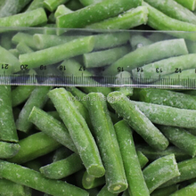 IQF Vegetable Frozen whole green bean