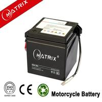 Excellent recharge and discharge performance 6V 4AH motorbike battery