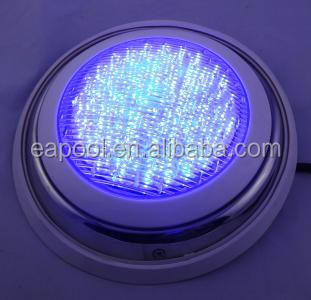 18w RGB color waterproof led swimming pool light