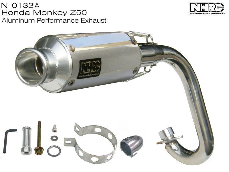 Honda monkey Z50J1. Takegawa: 138cc  R 4V SOHC engine. 5-disc dry ...