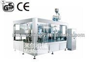 Automatic three in one MIC mineral bottle water washing filling capping machine MIC24-24-8