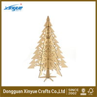 artificial wooden christmas trees,hot sale decorative wooden christmas trees,lasered cutting wooden christmas trees