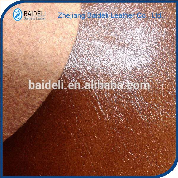 luxurious design pvc pu synthetic leather for bags making