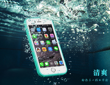 Genuine Lifeproofing for iPhone 6&6plus Fre Water/Dust/Dirt/Shock Proof Case Cover