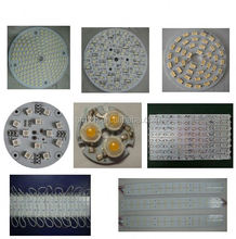 SMD PCB Assembly 14 years experience cree led mcpcb