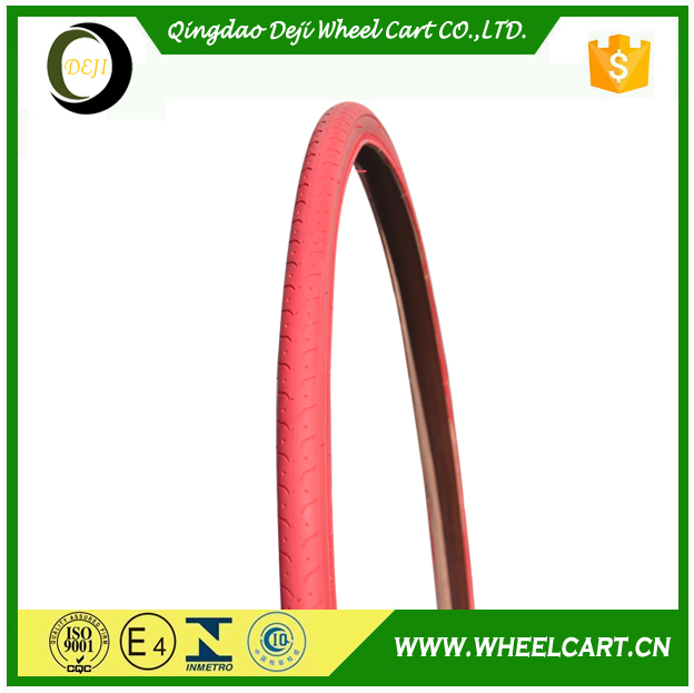 Factory Direct Sales Solid Rubber Bicycle Tire 16x2.125