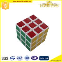 cheap fashion custom made magic cube for education