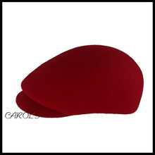 100%wool felt gatsby newsboy cap men ivy hat