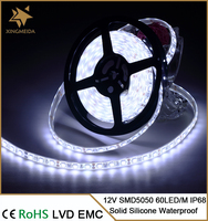High quality machine grade led outdoor rope lighting