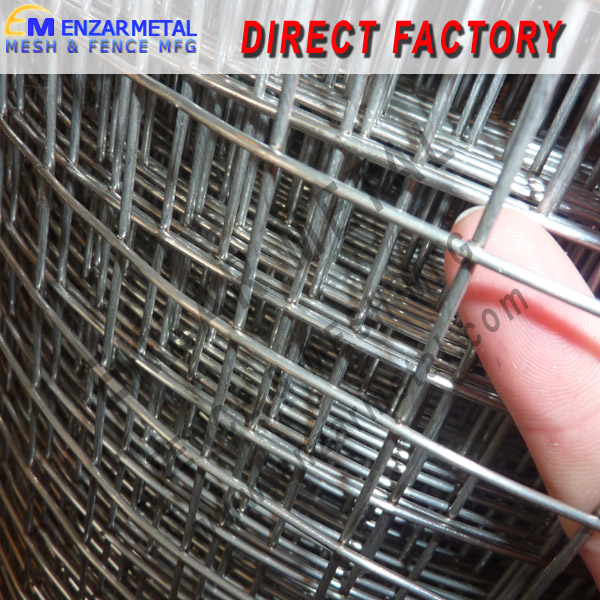 cheap galvanized welded wire mesh for rabbit cage